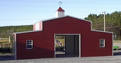The Shed Company - American Style Barns - The Shed Company